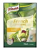 Knorr French Dressing Portionsbeutel (französische Salatsauce) 20er Pack (20 x 70 ml)