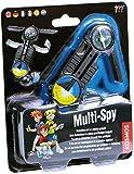 KOSMOS 665258 Die drei ??? Multi-Spion,mehrsprachige Version (DE, EN, FR, IT, ES, NL) Detektiv-Werkzeug, Spielzeug, Detektiv-Ausstattung für Kinder, Experimentier Set