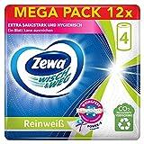 Zewa Wisch & Weg Reinweiss 4x45 Blatt / 12 Stück, 5900 g