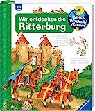 Wieso? Weshalb? Warum? Wir entdecken die Ritterburg (Band 11) (Wieso? Weshalb? Warum?, 11)
