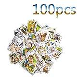 Briefmarken,Fein,Werbebrief,Löschung,Tiere,Hunde,Tiger,Schmetterlinge,Raubvögel,Kunst,Sammeln,Hobby,50Pcs Medaillen/B/M