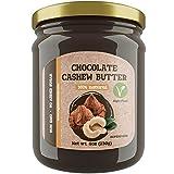 Schokoladen-Cashewnussbutter 230 g | Urbech Pflanzliche Aufstrichcreme 100% Natürlich | 100% Superfood