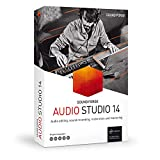 SOUND FORGE Audio Studio 14 1 Device Perpetual License PC Disc Disc