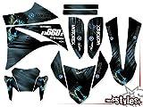 race-styles Aufkleber kompatibel mit Yamaha XT 660 X (2004-06) Premium Factory DEKOR KIT