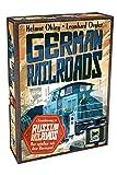 Hans im Glück Schmidt Spiele 48251 - German und 1. Erweiterung Russian Railroads, Strategiesp