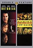 Outbreak [1995] + Contagion [2011] [2x DVD]