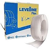 Rigips 5200606133 Levelline Kantenschutz, Weiß