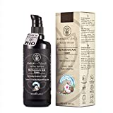 BIO Hyaluron Creme - 100 ml 9-FACH Anti Aging Creme m. Hyaluronsäure | Hyaluron Gesichtscreme | Feuchtigkeitscreme Gesicht von Kapua Naturals | Tagescreme und Nachtcreme | Anti Aging made in Germany