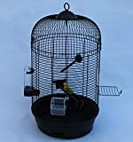 Vogelkäfig,Wellensittichkäfig,Exotenkäfig,Vogelkäfig Vogelbauer Wellensittich Kanarien Voliere Vogelhaus Käfig Julia