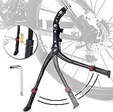 STAY GENT Verstellbarer Universal-Fahrradständer für Erwachsene und Kinder, Mountainbike, Rennrad und Klapprad, Anzug für Räder mit Durchmessern von 24 zoll bis 28 zoll C