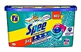 Spee Power Caps Frische-Kick 3+1, Vollwaschmittel, 40 Waschladungen, Reinheit, Strahlkraft und Frische für deine Wäsche zum schlauen Preis, 20-95°