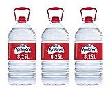 Lanjaron Mineral Wasser 3x6250ml (Box 3 Flaschen; Total 18750ml)