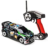 RFElettronica, Wltoys K989 2.4G 4WD Brushed, RC ferngesteuertes Auto, Modell RTR 1:28, RC Car