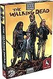 Pegasus Spiele 76000G - Puzzle: The Walking Dead (Die Zombiejäger), 1.000 Teile