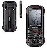 ²-DUAL SIM 3G/UMTS/HSDPA/TETHERING/PANZERGLASFOLIE -Outdoor- Handy-Rugged-/Taschenlampe/von G-TELWARE® IP68 2500mAh in DEUTSCH 2 Jahre GARANTIE!