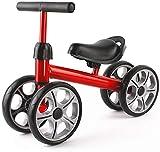 LGLE Baby Walker ohne Fußpedal Fahrrad Dreirad Reiten Spielzeug Kinder Drei Räder Laufrad Scooter Baby Walker Tragbare Fahrräder