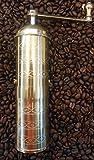 Zassenhaus Kaffeemühle Mokkamühle Havanna Messing neu