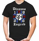 Ultras Zagreb T-Shirt   Fussball   Dinamo   Croatia   Kroatien   ACAB (S)