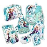 Frozen II Schulranzen-Set 8 TLG OXY BAG Premium Light