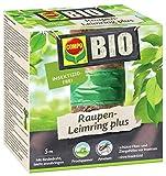 COMPO BIO Raupen-Leimring, Leimfalle, Inklusive Bindedraht, Insektizid-frei, 5