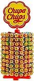 Chupa Chups Lutscher-Rad   200 Lollies je 12g   Lollipop-Ständer in 6 leckeren Geschmacksrichtungen