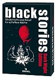 black stories Dark Night Edition: 50 rabenschwarze Rätsel für schlaflose N