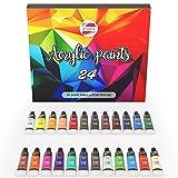 Artico Acrylfarben Malerei Farbset, 12 Farben