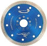 PRODIAMANT Profi Diamant-Trennscheibe Fliese Feinsteinzeug F50 extra dünn 115 mm x 22,2 mm für bis zu 20mm Plattenstärke