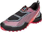 DYNAFIT Damen Speed MTN Schuhe, Quiet Shade-Fluo pink, UK 7