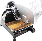 Palatina Werkstatt ® Berkel Red Line 250 | Profi-Aufschnittmaschine | neues Modell 2021 | schwarz | mit integriertem Schleifapparat | +handgefertigtes Fassholzbrett| VK: 1108- €