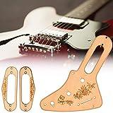 Thermisch stabil und ohne Geruch Musikinstrumentenzubehör für Gitarrenliebhaber, Lernende oder Musikbands für E-Gitarre oder andere ähnliche Gitarrenteile
