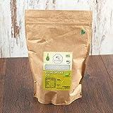 süssundclever.de® Bio Vollmilchpulver | 26% | 1,0 kg | aus Deutschland | plastikfrei und ökologisch-nachhaltig abgepackt