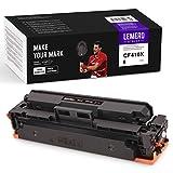 LEMERO Utrust 201X Tonerkartusche Kompatibel für HP CF400X für HP Color Laserjet M252 M252N M252DN M252DW M277n M277DW M277C6 Drucker(Schwarz)