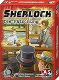 ABACUSSPIELE 48213 - Sherlock - Die Fälschung, Krimi Kartensp