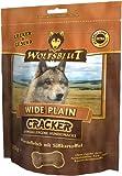 Wolfsblut | Wide Plain Cracker | 225 g | Pferd | Snack | Hundefutter | Getreidefrei