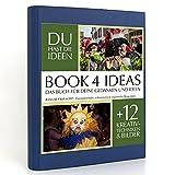 BOOK 4 IDEAS classic | BASLER FASNACHT - Faszinierendes, schweizerisch regionales Brauchtum, Eintragbuch mit Bildern