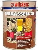 Wilckens Terrassenöl Lasur Terrassenholz Douglasie Bangkirai Teak, Farbe:Doug