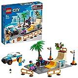 LEGO60290CitySkateParkKonstruktionsspielzeug ab 5 Jahre, kleines Ostergeschenk