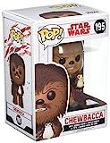 Funko 14748 POP Bobble: Star Wars: E8 TLJ: Chewbacca with Porg