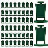 50 x Universal-Clips für Gartenarbeit, Heimverbinder, drehbarer Sonnenschutz, Netzbefestigungswerkzeug, Gewächshaus-Folien-Schnalle