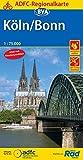 ADFC-Regionalkarte Köln/Bonn 1:75.000, reiß- und wetterfest, GPS-Tracks Download (ADFC-Regionalkarte 1:75000)