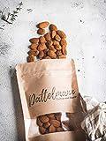 Mandeln Naturbelassen | 1Kg | 100% Natürlich & Gesund | High Protein |Premium Qualität | Palmyra Delights | Vegan