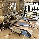 Wohnzimmer Couchtisch Teppich Im Europäischen Stil Doppelschicht Dicke Büro Fußmatten Rutschfeste Verschleißfeste Türmatten Waschbare Haustier Teppiche Können Am Bett Des Schlafzimmers, Dem Eingang