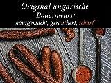 Ungarische Bauernwurst - magyar kolbász - scharf ~ 500g