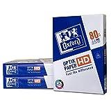 Oxford Druckerpapier DIN A4, 80 g, 1500 Blatt, Kopierpapier für Zuhause und Büro