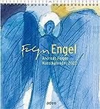 Engel 2022 - Wandkalender: Andreas Felger Kunstkalender 2022