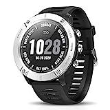 Catshin Smartwatch, 1.28 Zoll Fitnessuhr Tracker mit Herzfrequenz,Schrittzähler, Schlafmonitor, Musiksteuerung, IP68 Wasserdicht Sportuhr, Stoppuhr für Damen Herren, für iOS und Android, 13 Sportmodi