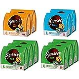 Senseo Pads Probierpaket Mild Selection 160 Kaffeepads 10er Pack 10x16 Getränke