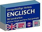 Schott Verlag und Werbung Englisch unregelmäßige Verben, Karteikarten, Vokabeln Deutsch-Eng