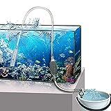 Achort Mulmsauger Aquarium, Aufgerüstet auf 7,8 Fuß, mit Einstellbarem Wasserdurchflussregler, Schnellem Wasserwechsler, Kiesreinigungsset für Aquarien, Aquariumzubehör für Wasserwechsel